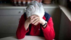депрессия у старых