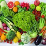 фрукты овощи зелень