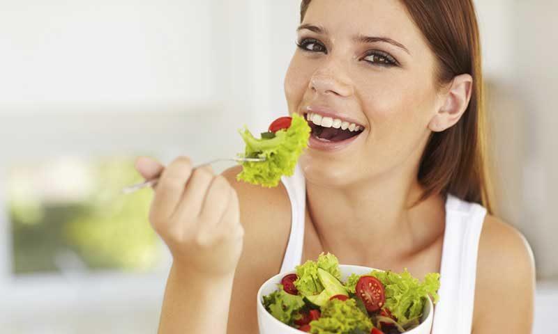 главные правила правильного питания