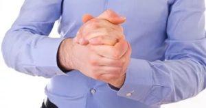 потирание рук