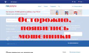 Семьи России страдают от наплыва мошенников